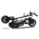 Pro X RTS Electric Scooter  – Black – 1600W 48V