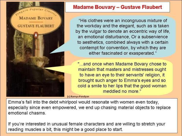 Madame Bouvary