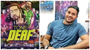 Sri Lankan animation artist Randy Chriz Perera – Eminem – Tone Deaf