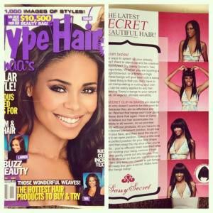 Nov 2013 Hype Hair Magazine- Sassy Secret