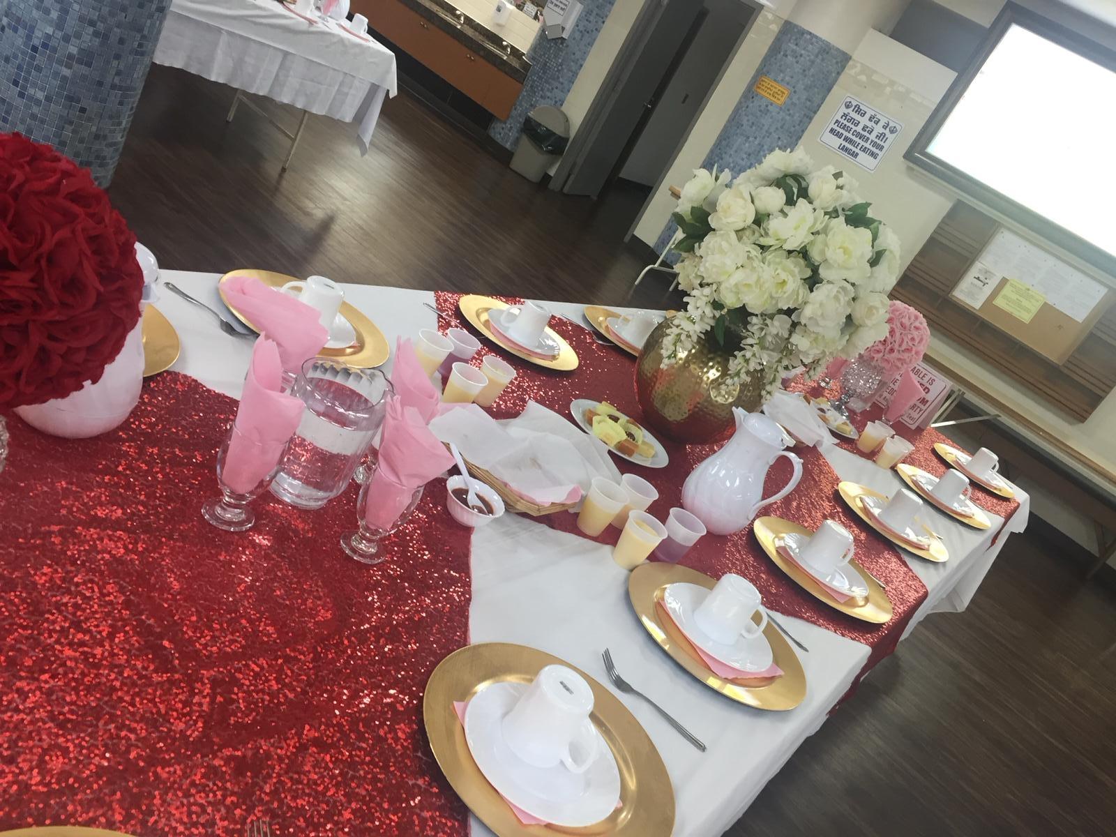 Sikh Wedding Breakfast Catering At Akali Singh Sikh Temple