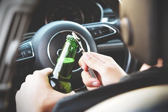 alkohol bilfører
