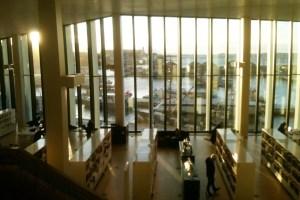 stormen bibliotek