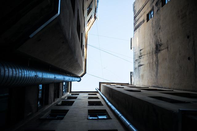 bolig blokk leilighet