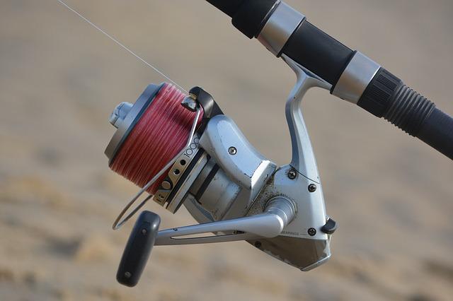 fiskestang