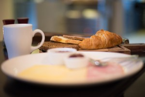 frokost hotell