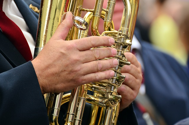 korps trompet tuba
