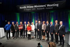 Nordic CEOs for a Sustainable Future