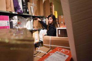 posten pakker butikk