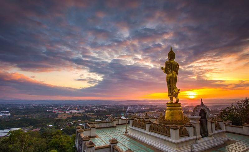 vdet thailandske turistbyrået