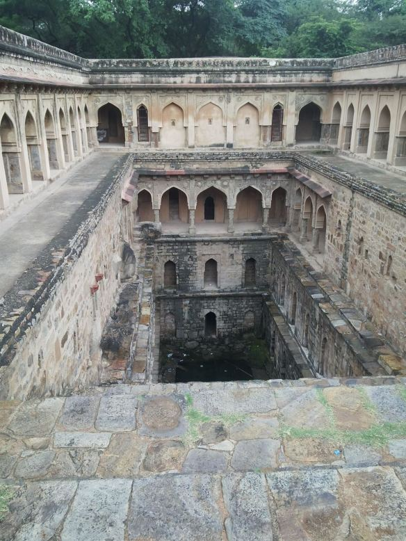 The magnificent Baoli