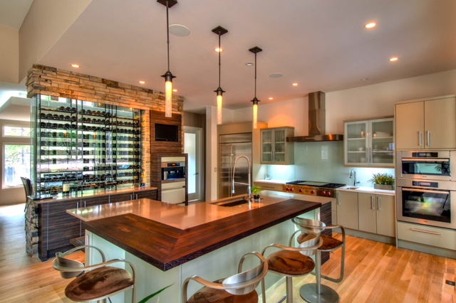 Kitchens by Ranch Living - Colorado Semi-Custom Homes