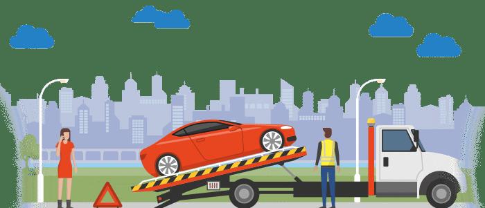 Rancho Bernardo & San Diego Emergency Car Towing Services