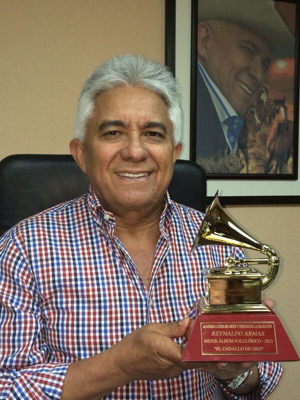 Reynaldo Armas Grammy Latino
