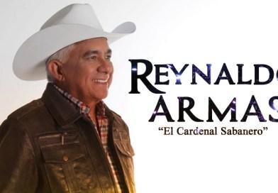 Reynaldo Armas presentó su nuevo disco número 31 titulado Repasando Distancias