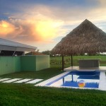 Pool and Rancho