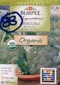 Burpee Broccoli Seeds