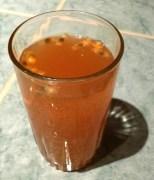 Passion Fruit Water Kefir Soda