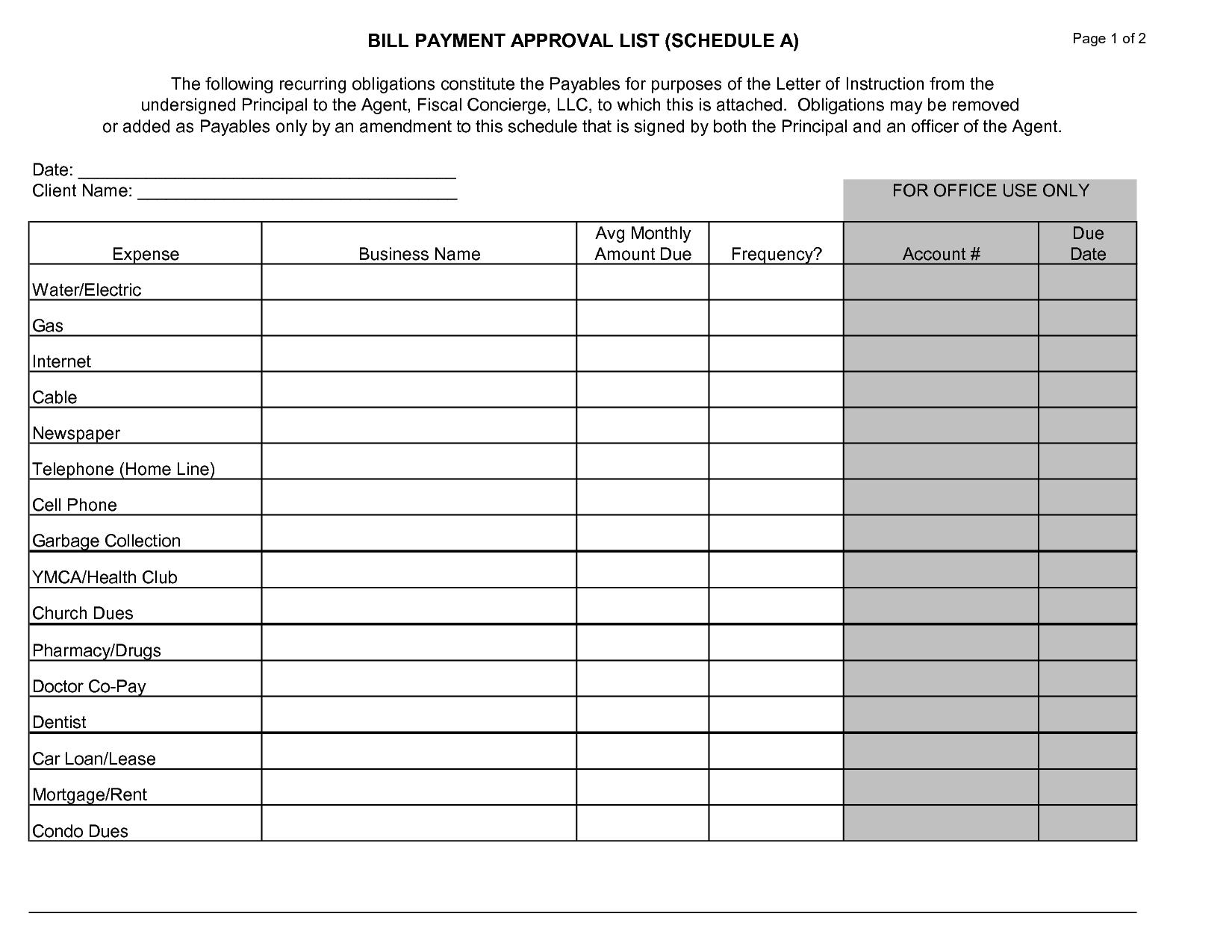 October Page 7 Template Calendar Design