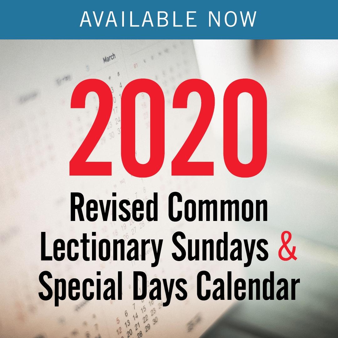 Liturgical Calendar United Methodist Template