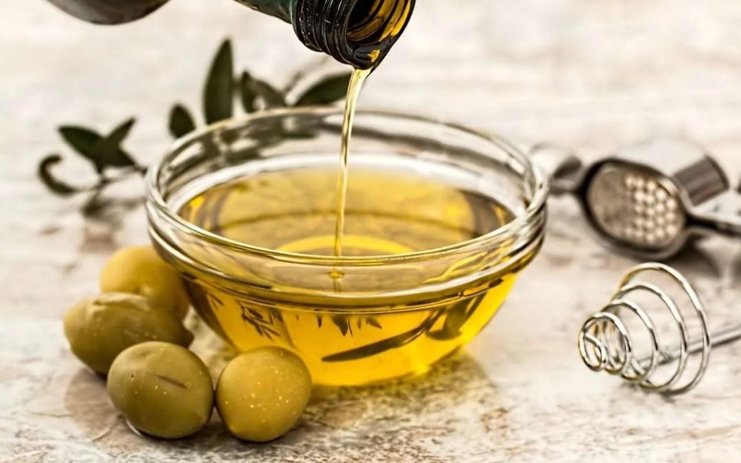 olive oil CBD