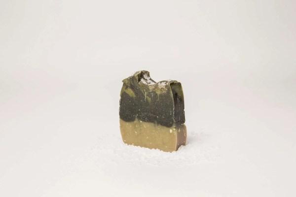 olive oil CBD soap