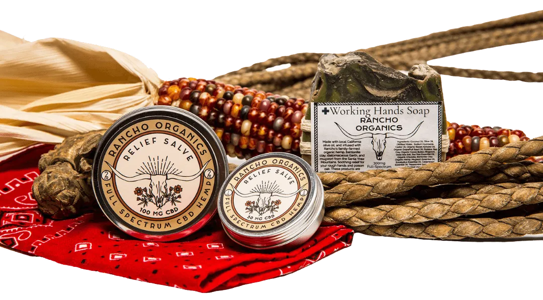 Rancho Natural Pain Relief