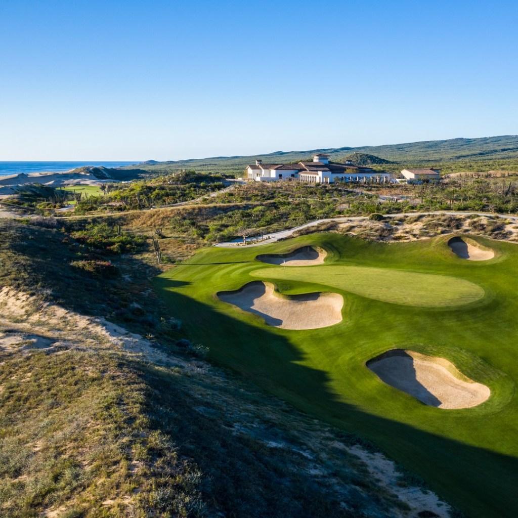 The Greg Norman Signature Golf Course at Rancho San Lucas