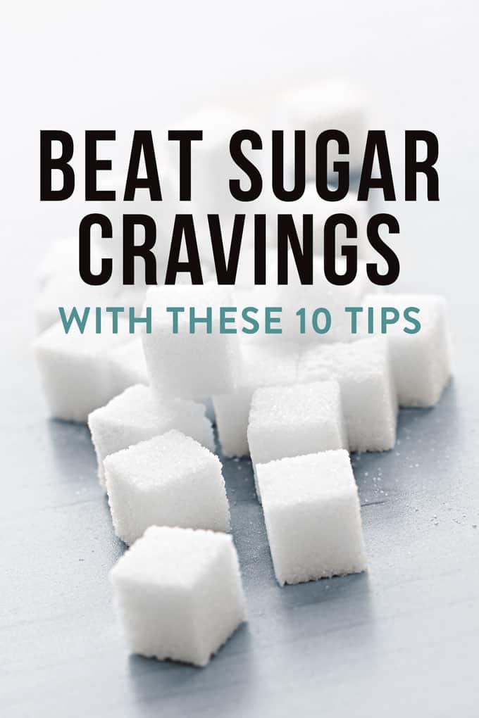 beat sugar cravings