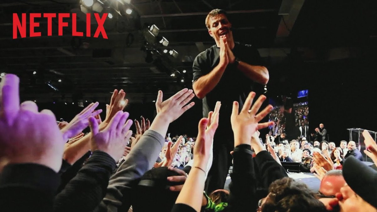 I'm Not Your Guru – Tony Robbins