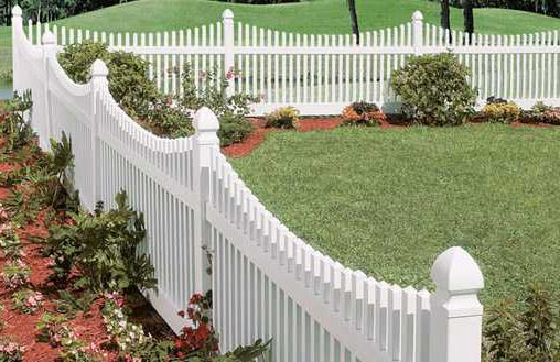"""Grasping God's Purpose: """"Picket Fences"""""""