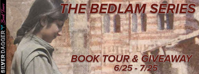 the bedlam series banner