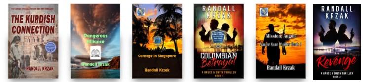 6 Novels