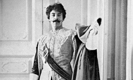 Konstantin Stanislavski as Don Juan