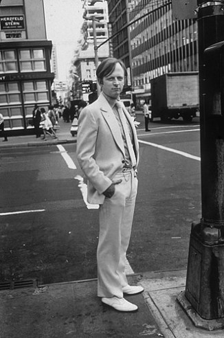 tom wolfe young