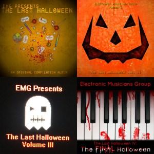 EMG Halloween Music Compilations