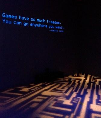 The Art of Video Games Exhibit, Smithsonian American Art Museum, Washington, DC