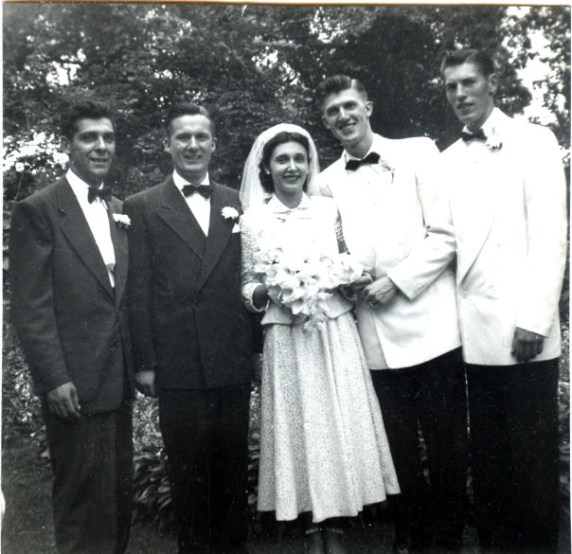 Orlandi - Hagel wedding