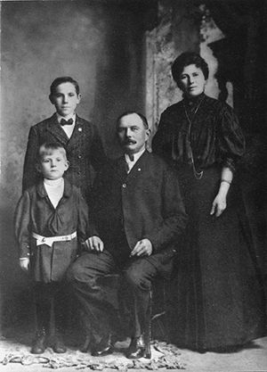 Vodel - Hoppe family