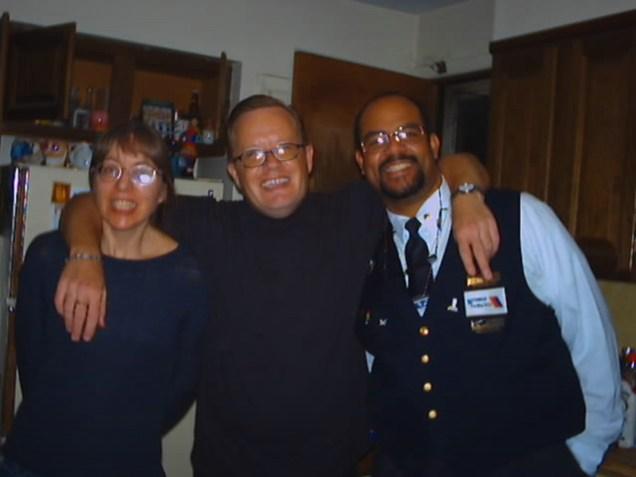 Martha, John, Bill
