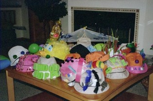 Hat table, again