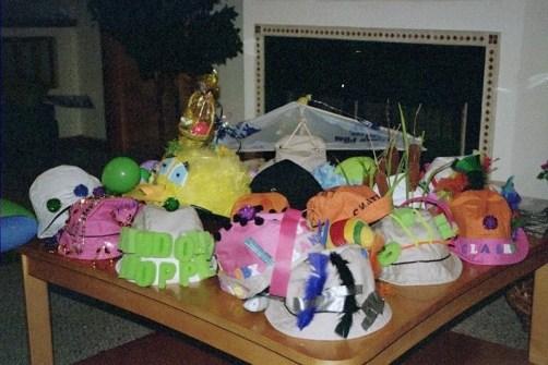 Hat table, again