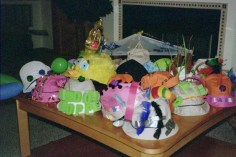 Hat table