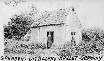 Oerding - Steinberg distillery. Franzhorn.
