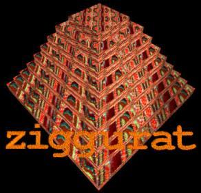 Vel's Ziggurat. (Truespace)