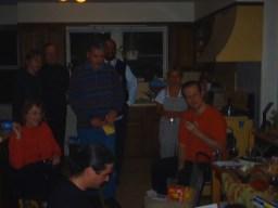 Gary, Cass, Martha, John, Charles, Bill, Kathe, Rand