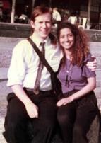 Rand & Lisa - WFC, 1990