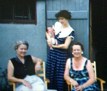 Florence, Ellen, Dolores and Dolly