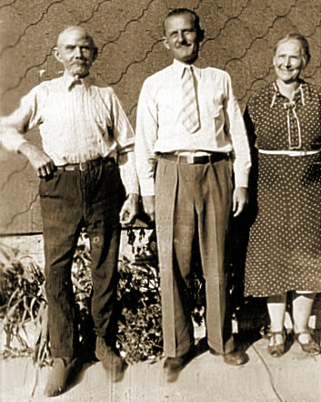 Gustav, Gus and Helene