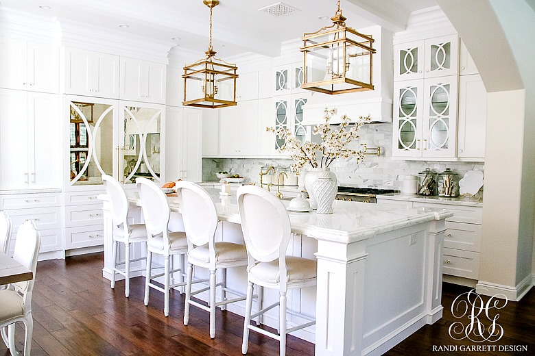 Dark to Light Kitchen Before and After   Elegant White Kitchen Reveal Let s start at the kitchen sink  the piece we can t live without  My  husband really wanted a farmhouse sink  I really did not  So we compromised  and used